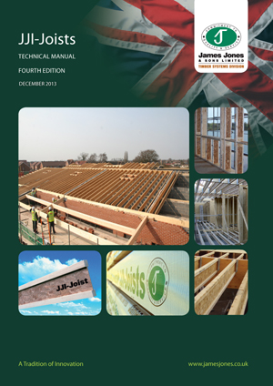 JJI-Joist Technical Manual Front Cover