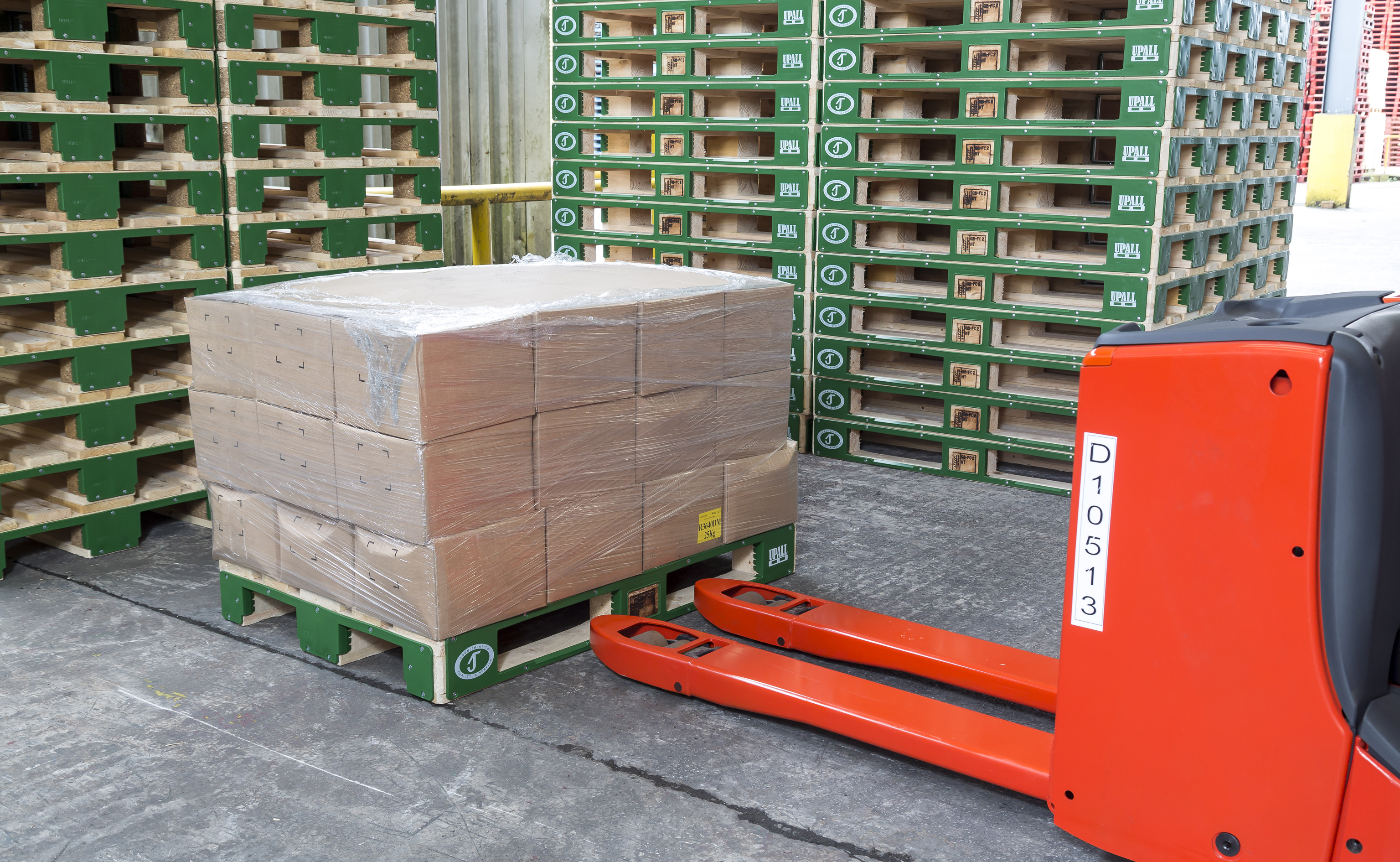 UPALL Pallet Protector